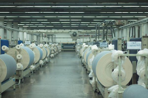 Pakistan Denim: A Moment With Naveena Denim Mills - Carved in blue